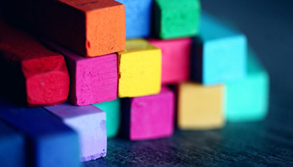 gessetti colorati